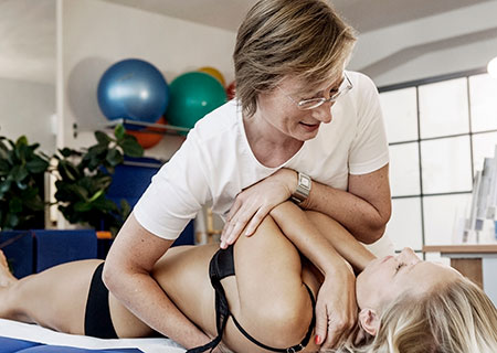 Dr. Birgit Mayr, Manual Medicine and Orthopaedics